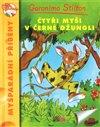 Obálka knihy Čtyři myši v černé džungli