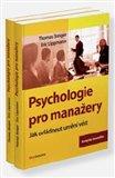 Psychologie pro manažery (Jak ovládnout umění vést ( 2 svazky)) - obálka