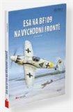 Esa na Bf109 na východní  frontě - obálka