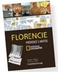 Florencie (Průvodce s mapou National Geographic) - obálka