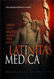 Latinitas medica - obálka