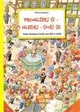 Prohlížej si - hledej - směj se (Velká obrázková kniha pro děti a rodiče) - obálka