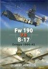 Obálka knihy Fw 190 vs B–17