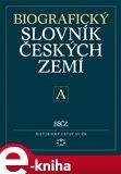 Biografický slovník českých zemí, 1.sešit (písmeno A) - obálka