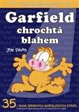 Garfield chrochtá blahem - obálka