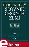 Biografický slovník českých zemí, 2.sešit (B-Bař) - obálka