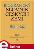 Biografický slovník českých zemí, 6. sešit (Boh-Bož) - obálka