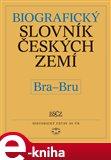 Biografický slovník českých zemí, 7. sešit  (Bra-Brum) - obálka