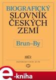Biografický slovník českých zemí, 8. sešit (Brun-By) - obálka