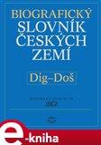 Biografický slovník českých zemí, 13. sešit, Dig–Doš - obálka