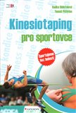 Kinesiotaping pro sportovce (sportujeme bez bolesti) - obálka