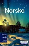 Norsko (Lonely Planet) - obálka