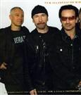U2 (Ilustrovaná biografie) - obálka