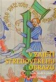 V zajetí středověkého obrazu - obálka