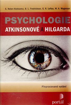 Oblka titulu Psychologie Atkinsonov&#233; a Hilgarda