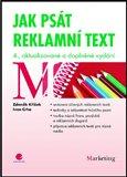 Jak psát reklamní text - obálka
