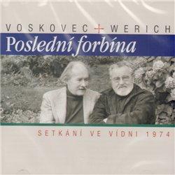 Poslední forbína, CD - Voskovec Jiří, Werich Jan, CD