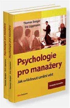 Obálka titulu Psychologie pro manažery