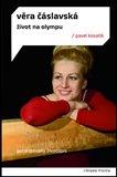 Věra Čáslavská - Život na Olympu (autorizovaný životopis) - obálka