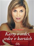 Karty v srdci, srdce v kart&#225;ch (kniha, v&#225;zan&#225;) - oblka