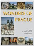 Wonders of Prague - obálka