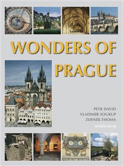 Oblka titulu Wonders of Prague