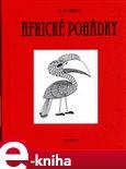 Africké pohádky - obálka