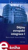Dějiny evropské integrace I. - obálka