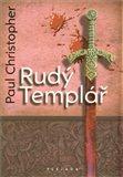 Rudý templář - obálka