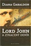Lord John a ztracený deník - obálka