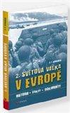 Druhá světová válka v Evropě - obálka