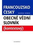 Francouzsko-český obecně vědní slovník - obálka