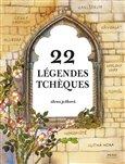 22 légendes tcheques - obálka