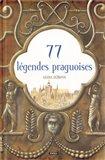 77 légendes praguoises - obálka