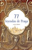 77 leyendas de Praga - obálka
