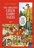 The Greatest Czech Fairy Tales - obálka
