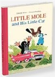 Little Mole and His Little Car - obálka