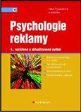 Psychologie reklamy - obálka