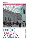 Britské galerie a muzea - obálka