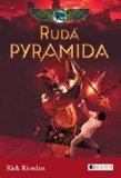 Rudá pyramida (Kronika Cartera Kanea 1.) - obálka