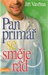 Obálka knihy Pan primář se směje rád