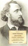 Profesor Čeněk Strouhal - obálka