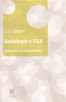 Obálka titulu Sociologie v USA