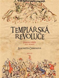 Obálka titulu Templářská revoluce