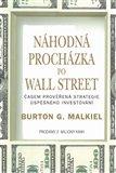 Náhodná procházka po Wall Street (Časem prověřená strategie úspěšného investování) - obálka