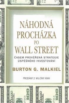 Obálka titulu Náhodná procházka po Wall Street