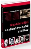 Nejděsivější československé zločiny - obálka