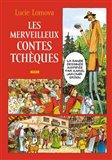 Les Merveilleux contes Tchéques - obálka