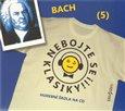 Nebojte se klasiky! - Johann Sebastian Bach - obálka