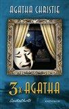 3x Agatha (Dům na úskalí, Smysluplná vražda, Zkouška neviny) - obálka